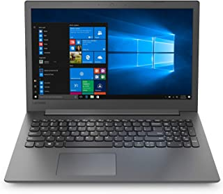 Lenovo Ideapad 81H7003-8AX Laptop, Intel Core i5-8250U, 15.6 Inch, 1TB, 6GB RAM, 2 GB, Windows 10, Eng-Ara KB, Black