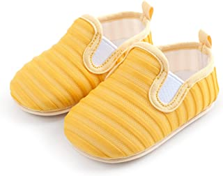 Baby Shoes Boys and Girls Soft Soles Sneakers Toddler Loafers