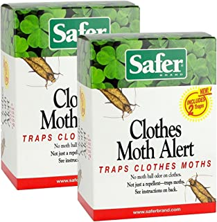 Safer 07270 (4 Traps)