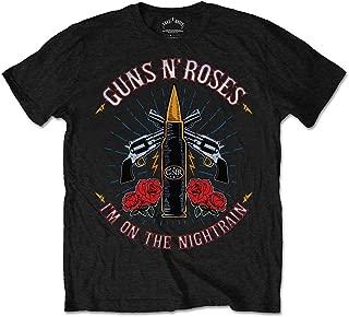 Guns N' Roses Nightrain Black T-Shirt Men's XL