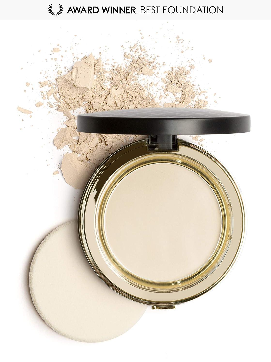 レジデンスモスク線形Mirenesse Cosmetics Skin Clone Foundation Mineral Face Powder SPF15 13g/0.46oz (21. Vienna) - AUTHENTIC