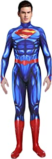 spandex superman costume