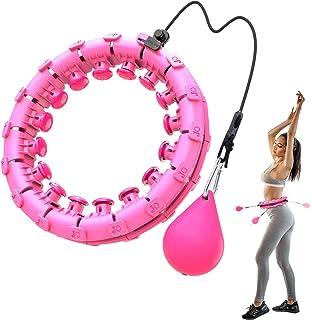 Bluefire Smart viktad rockring, fitnessring för vuxna nybörjare kommer att falla, inomhus träningsring för kvinnor och mä...