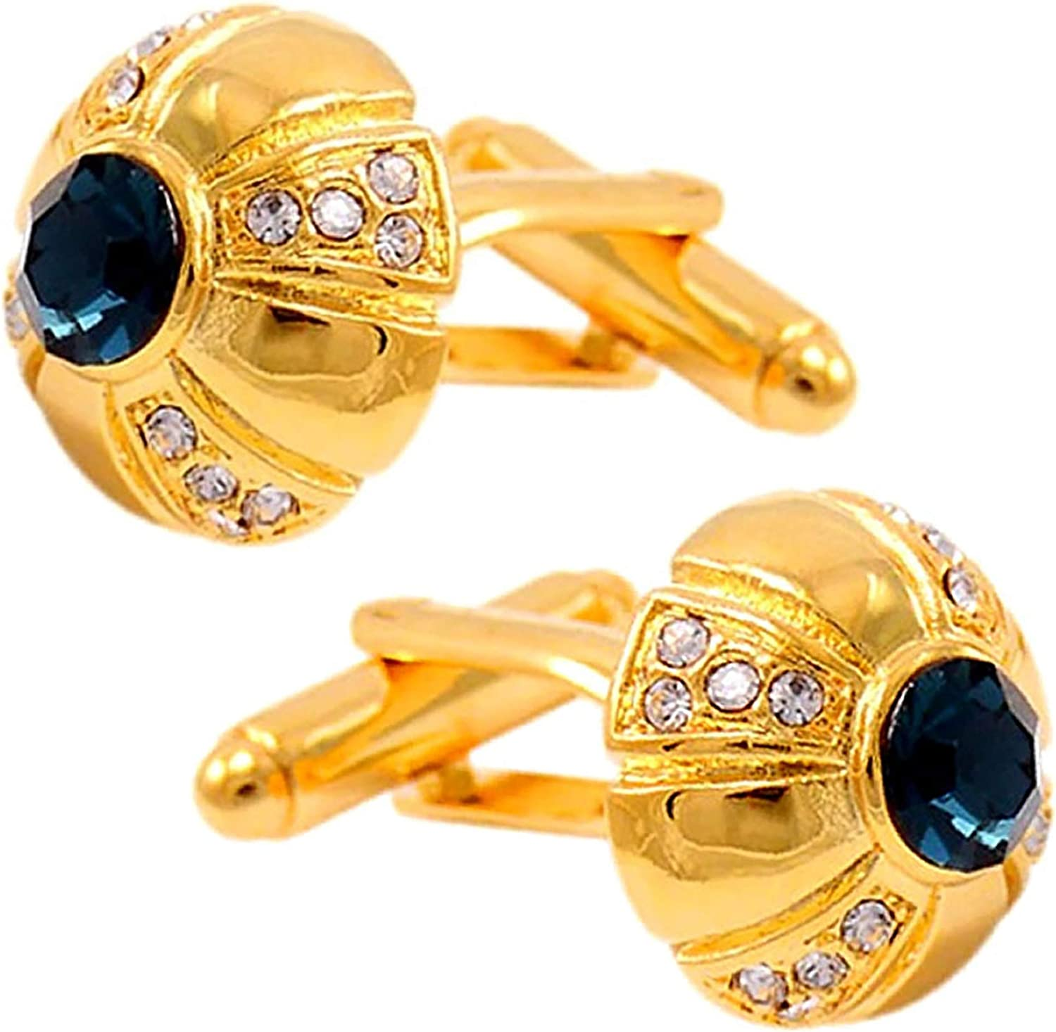 Popular product Thot Ra Classic Gold Tone Mod. For Men A-754 Cufflinks 70% OFF Outlet