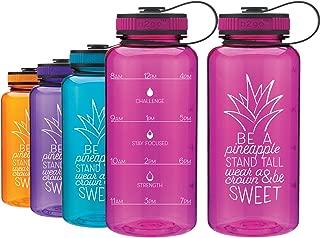 Best pineapple water bottle pink Reviews