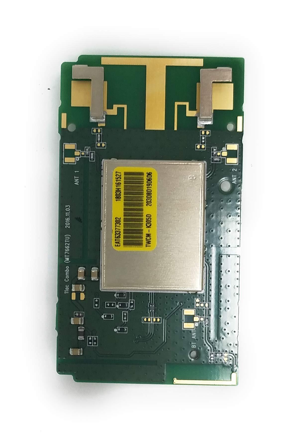 Módulo WiFi LGSBWAC72 para Modelo TV LG 55UK7700PUD: GENERIC: Amazon.es: Electrónica
