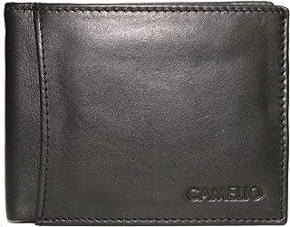 Camelio Black Men's Wallet (CAM-BL-068)
