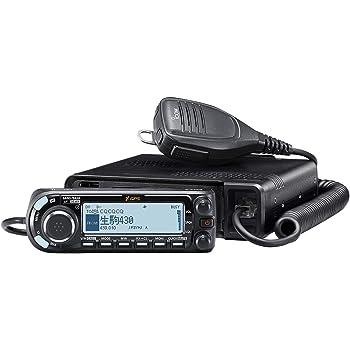 ID-4100D アイコム 144/430MHz デュオバンド デジタル50Wトランシーバー (GPSレシーバー内蔵)