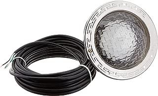 Pentair 78448100 Amerlite Underwater Incandescent Pool Light with Stainless Steel Face Ring, 120 Volt, 50 Foot Cord, 400 Watt
