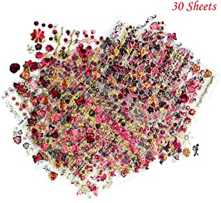 Best 3d decals for nails Reviews