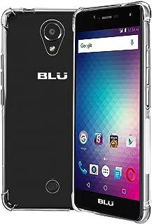 ykooe Liquid Crystal BLU R1 HD Case Slim Protection and Premium Clarity for BLU R1 HD - Crystal Clear