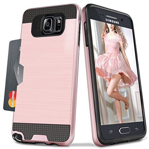 Galaxy Note 5 Case, Wallet BENTOBEN Slim Dual Layer with Card Samsung Phone Cases: Amazon.com