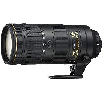 Nikon 望遠ズームレンズ AF-S NIKKOR 70-200mm f/2.8E FL ED VR フルサイズ対応