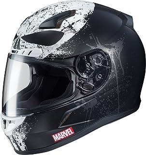 74f8f2c9 HJC CL-17 Punisher 2 Mens Street Motorcycle Helmet - MC-5SF / X