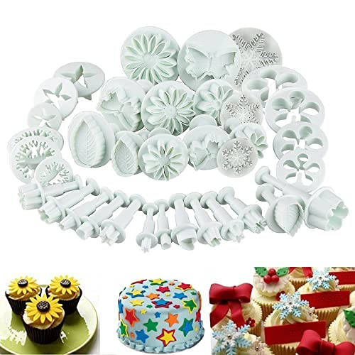 Flower Cutters For Cake Decorating Amazon Co Uk