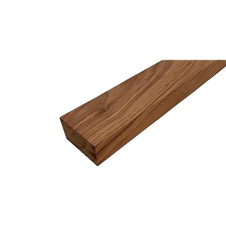 1 3//4 x 5 x 12 1 3//4 x 5 2 Pcs Walnut Lumber Board