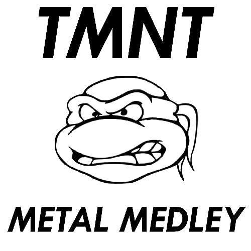 Teenage Mutant Ninja Turtles Ultimate Medley by Alex Yarmak ...