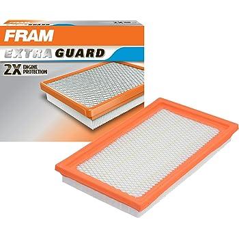 FRAM Extra Guard Air Filter, CA4309 for Select Infiniti, Nissan, Saab, and Subaru Vehicles