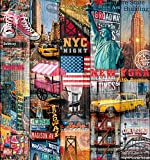 PAPEL DECORATIVO MANHATTAN