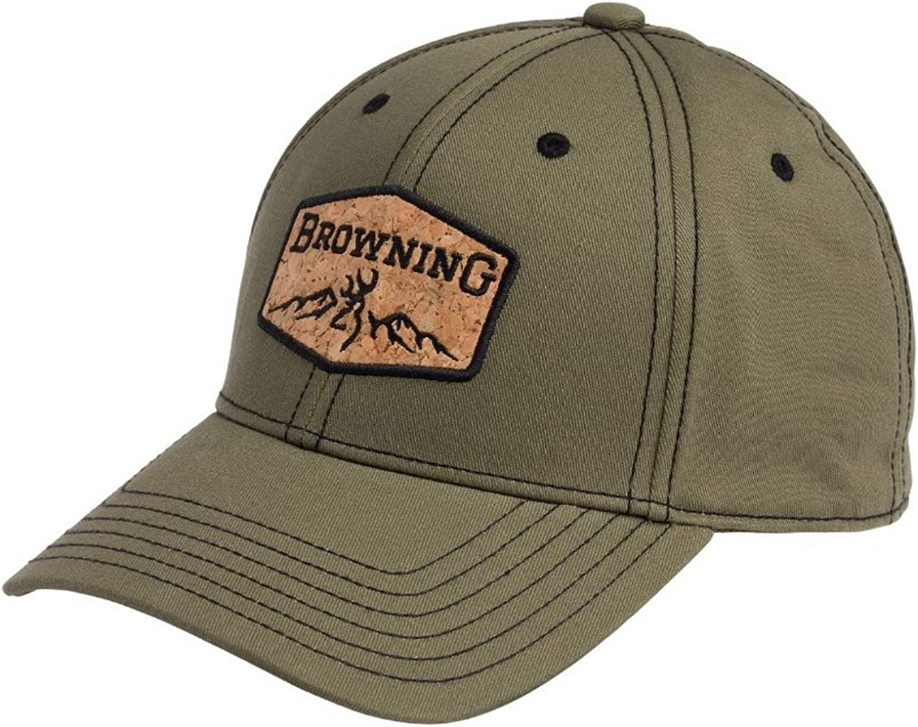 Browning free shipping 308626541 Cap Cork Sale Special Price Tucked Loden
