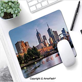 Mouse Pad,Anti Slip Planet Mouse Mat for Desktops,Computer,PC and Laptops,8.3