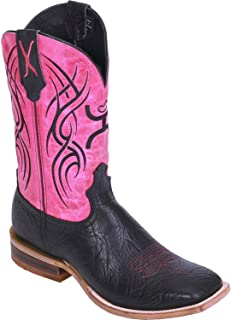 Best twisted x black square toe boots Reviews