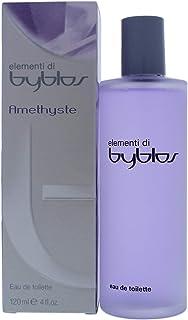 Byblos Elementi Di Amethyste for Women 4 oz EDT Spray
