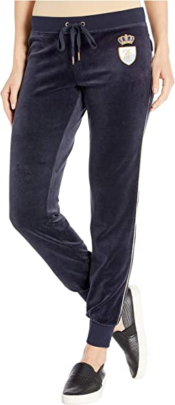 Laurel Crest Velour Zuma Pants