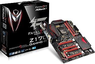 ASRock FATAL1TY Z170 PROFESSIONAL GAMING I7 LGA1151/ Intel Z170/ DDR4/ Quad CrossFireX & Quad SLI/ SATA3&USB3.1/ M.2&SATA ...