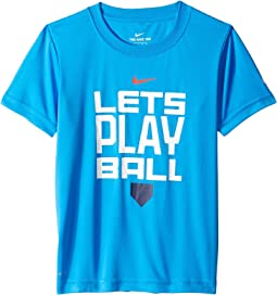 Let's Play Ball Dri-FIT™ Short Sleeve Tee (Toddler/Little Kids)