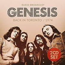 Back In Toronto 1974