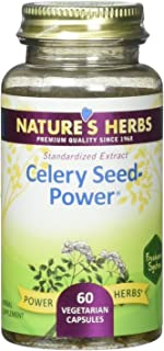 Semilla-Power apio, 450 mg, 60 cápsulas - Hierbas de la