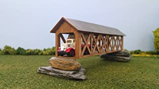 Best ho scale covered bridge Reviews