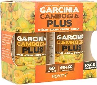 comprar comparacion DietMed DM90032 Garcinia Cambogia Plus Novity 60+60, 120 Unidades, 140 g