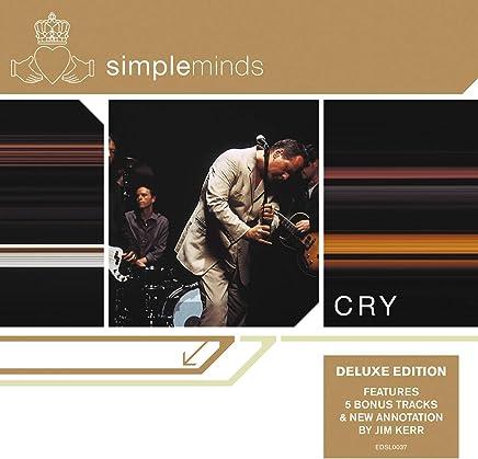 Simple Minds - Cry (2019) LEAK ALBUM