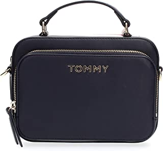 Tommy Hilfiger Corporate Trunk Bag, Blue, AW0AW07691