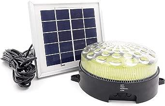 ソーラーシェッドライト//ROXY-G2 Warm White Shed Light (温白色LED) // 照明キット // リチウム電池 // 自動点灯・消灯 // 3段階輝度制御