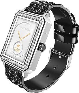 M66 Smart Watch Bluetooth Call Sport Fitness Band Armband Hartslag Met Wachtwoord Volledig Touchscreen Smart Watch Voor Da...