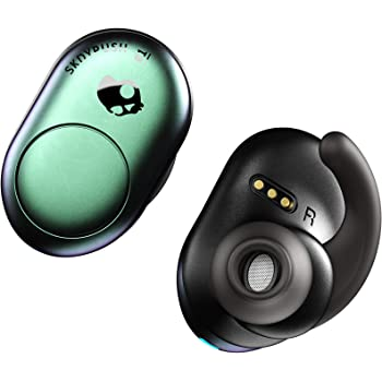 Skullcandy Push True Wireless Earbud Headphones Psycho Tropical