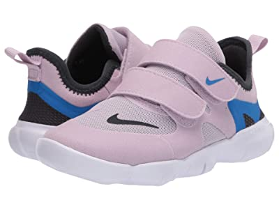 Nike Kids Free RN 5.0 (Infant/Toddler) (Iced Lilac/Soar/Off Noir/White) Kids Shoes
