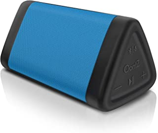 OontZ Angle 3 Portable Bluetooth Speaker : Louder Volume 10W Power, More Bass, IPX5 Water Resistant, Perfect Wireless Speaker for Home Travel Beach Shower Splashproof, by Cambridge SoundWorks (Blue)