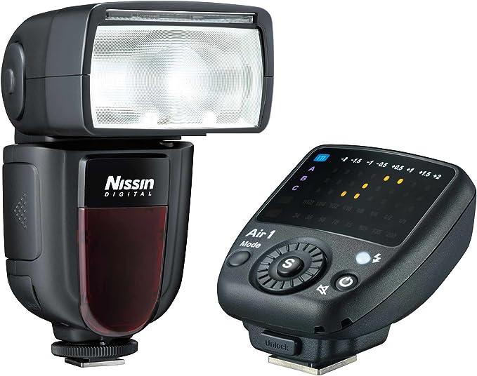 Nissin Blitzgerät Kit Di700 A Für Micro Four Thirds Kamera
