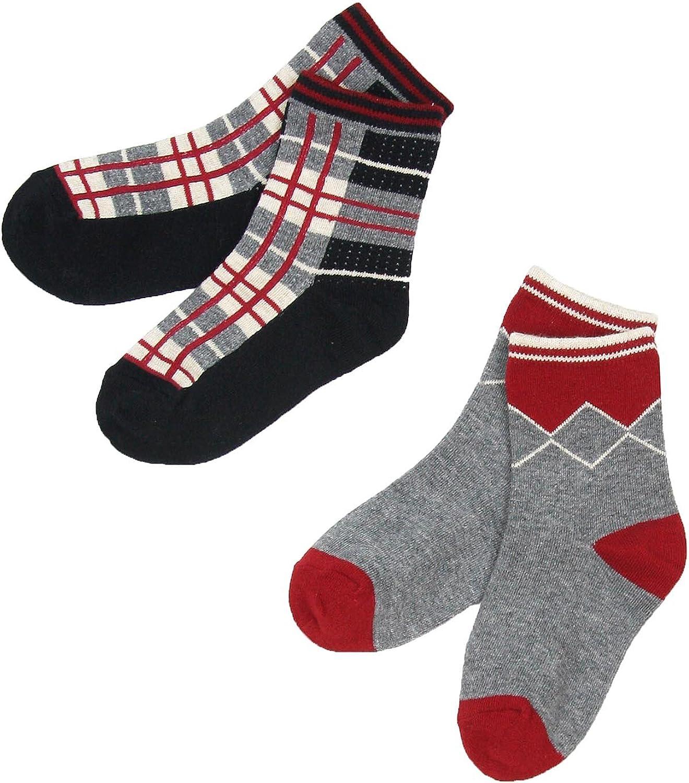 Translated Deux par Boys' Socks Direct stock discount Under 5-12 the Sizes Radar