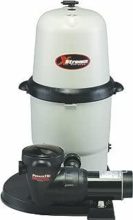 Hayward CC10092S XStream 1 HP Above-Ground Pool Filter Pump System
