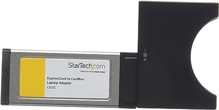 StarTech.com ExpressCard to CardBus Laptop Adapter PC Card - CardBus adapter - ExpressCard - CB2EC