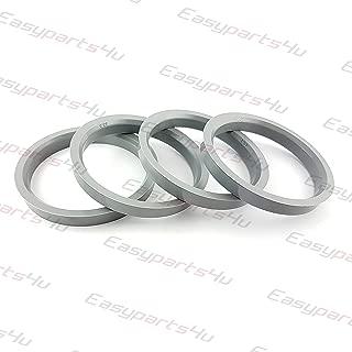 4/X Set Cerchioni Anelli di centraggio 66,6/mm a 56,6/mm cerchi in alluminio