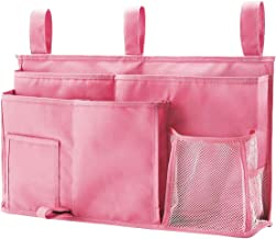 Pink BVAGSS Sac de Rangement Chevet Rangement Organisateur Suspendu XH015