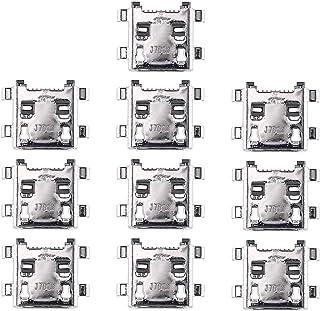 شوان اصلاح الهاتف 10 قطع موصل منفذ الشحن لجلاكسي كور i8262 للهواتف الذكية