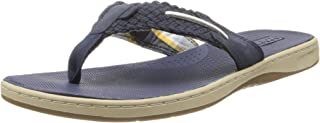 Best navy blue leather thong sandals Reviews