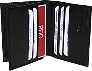 New EEL Skin Snap Two Sided Credit Card Holder BD #E531